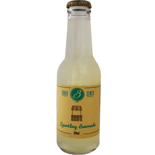 Three Cents Sparkling Lemonade 200ml - 23% rabatt