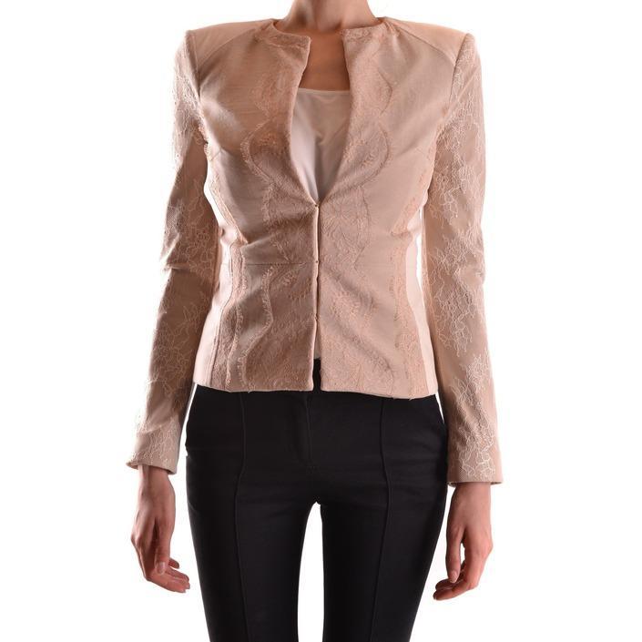 Elisabetta Franchi Women's Blazer Pink 161211 - pink 44