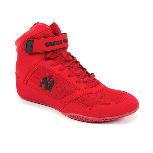 GW High Tops, Red