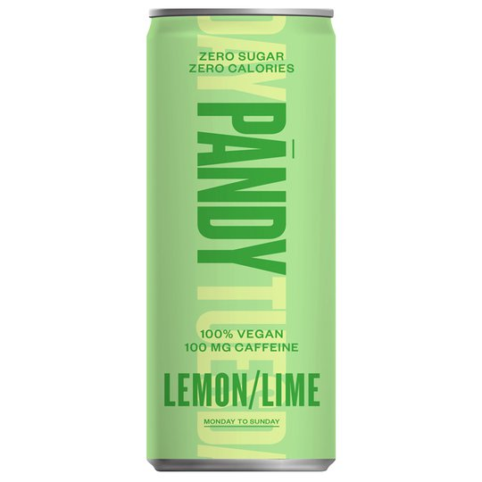 Soda Lemon & Lime - 37% rabatt