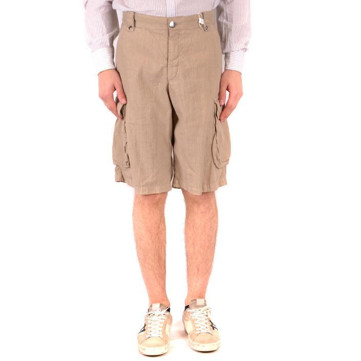Armani Collezioni Men's Short Beige 167582 - beige 46