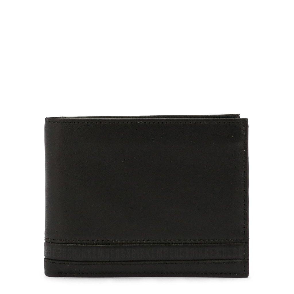 Bikkembergs Men's Wallet Black E2BPME2D3003 - black NOSIZE