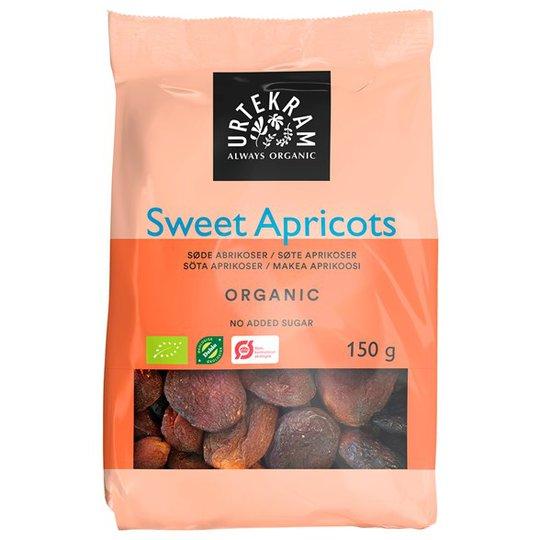 Urtekram Food Söta Aprikoser, 150 g