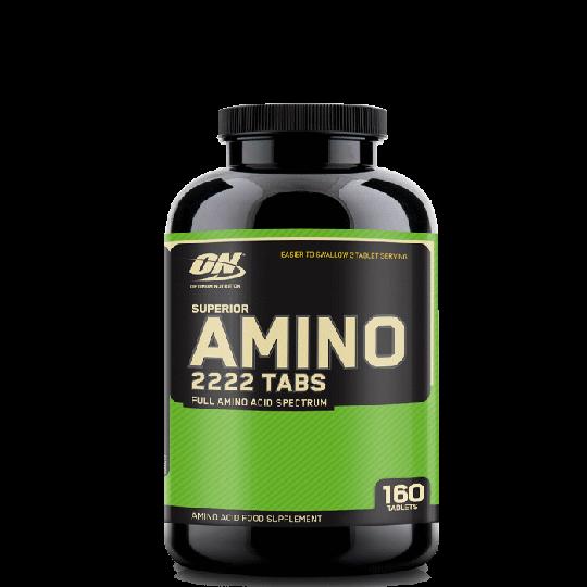 Amino 2222, 160 tabs