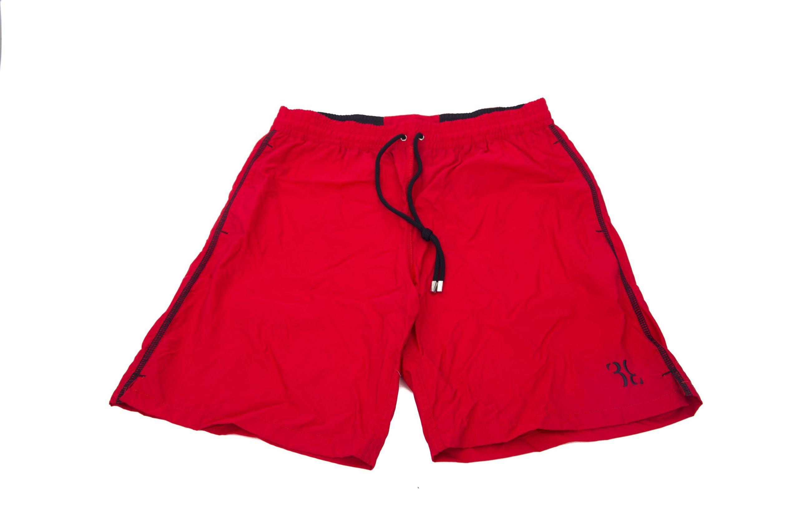 Billionaire Italian Couture Men's Swimwear Red BI823166 - IT46 | S