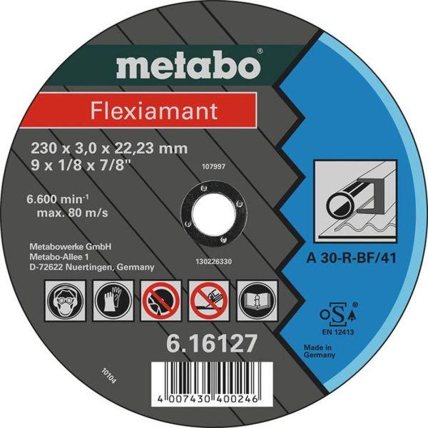 Metabo 616121000 Kappskive