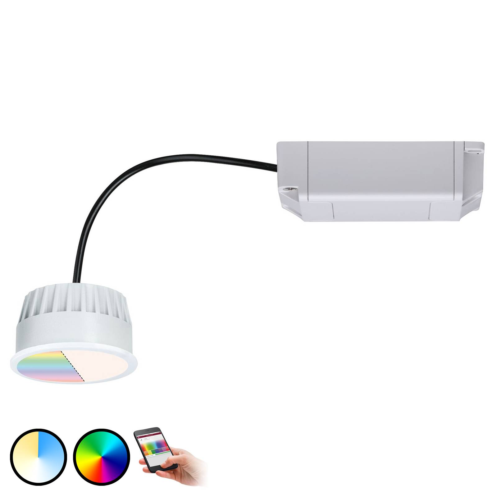 Paulmann Smart Friends ZigBee -LED-moduuli Coin