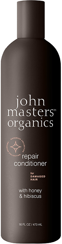 John Masters Organics - Repair Conditioner for Damaged Hair w. Honey & Hibiscus 473 ml