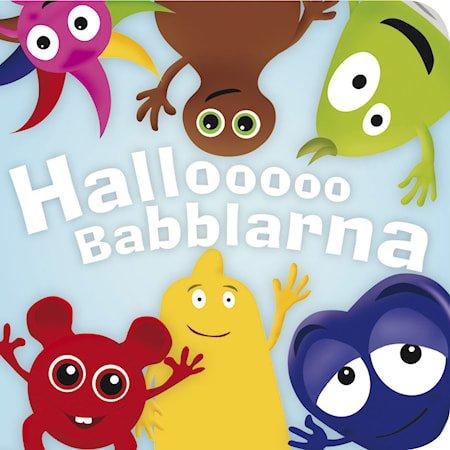 Hallooo Babblarna, Pappbok