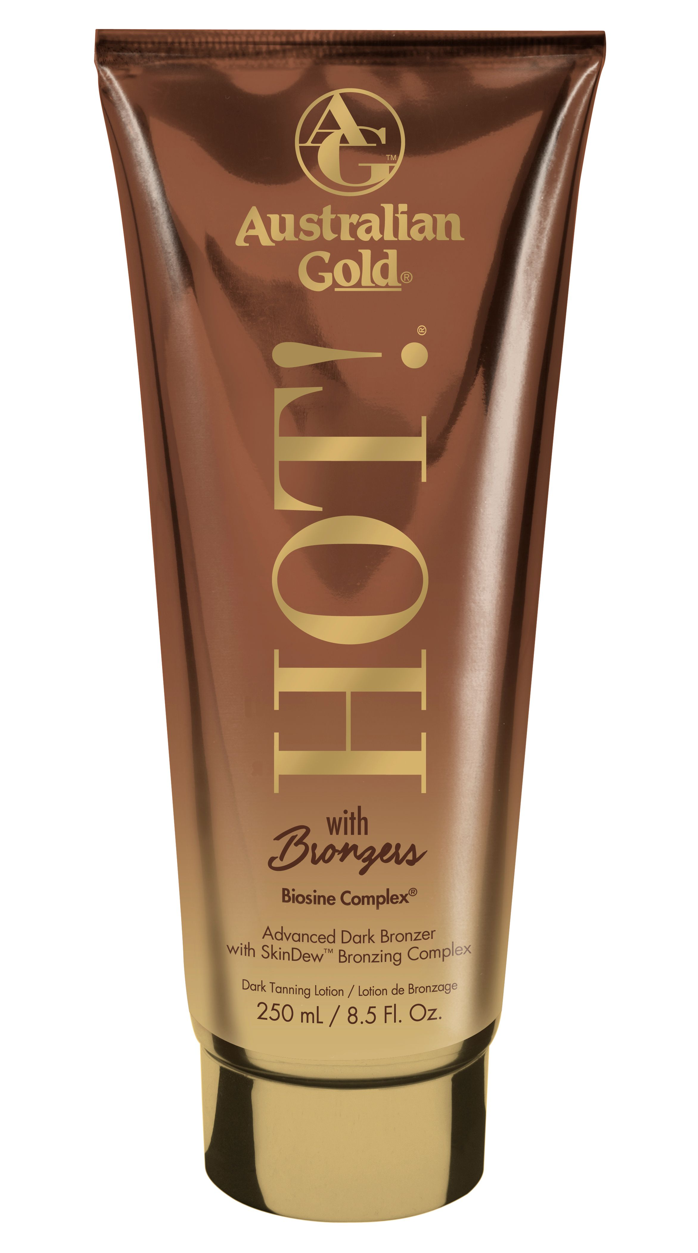 Australian Gold - Hot! With Bronzers 250 ml