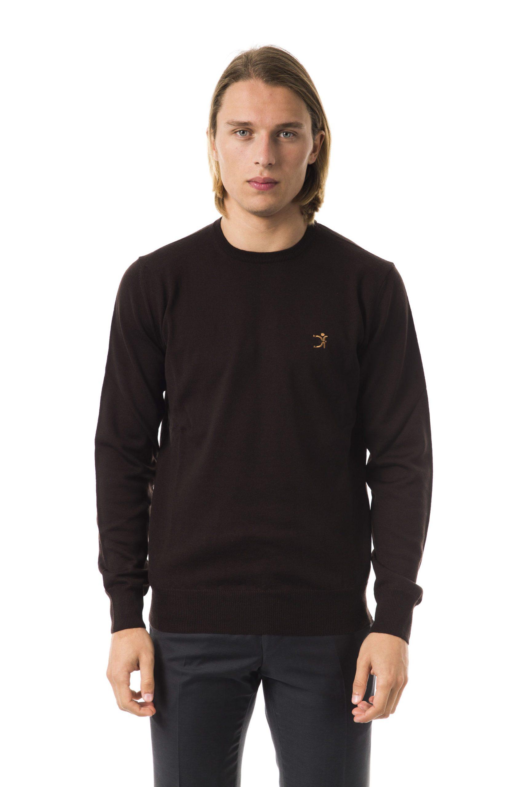 Uominitaliani Men's Moro Sweater Brown UO816644 - XS