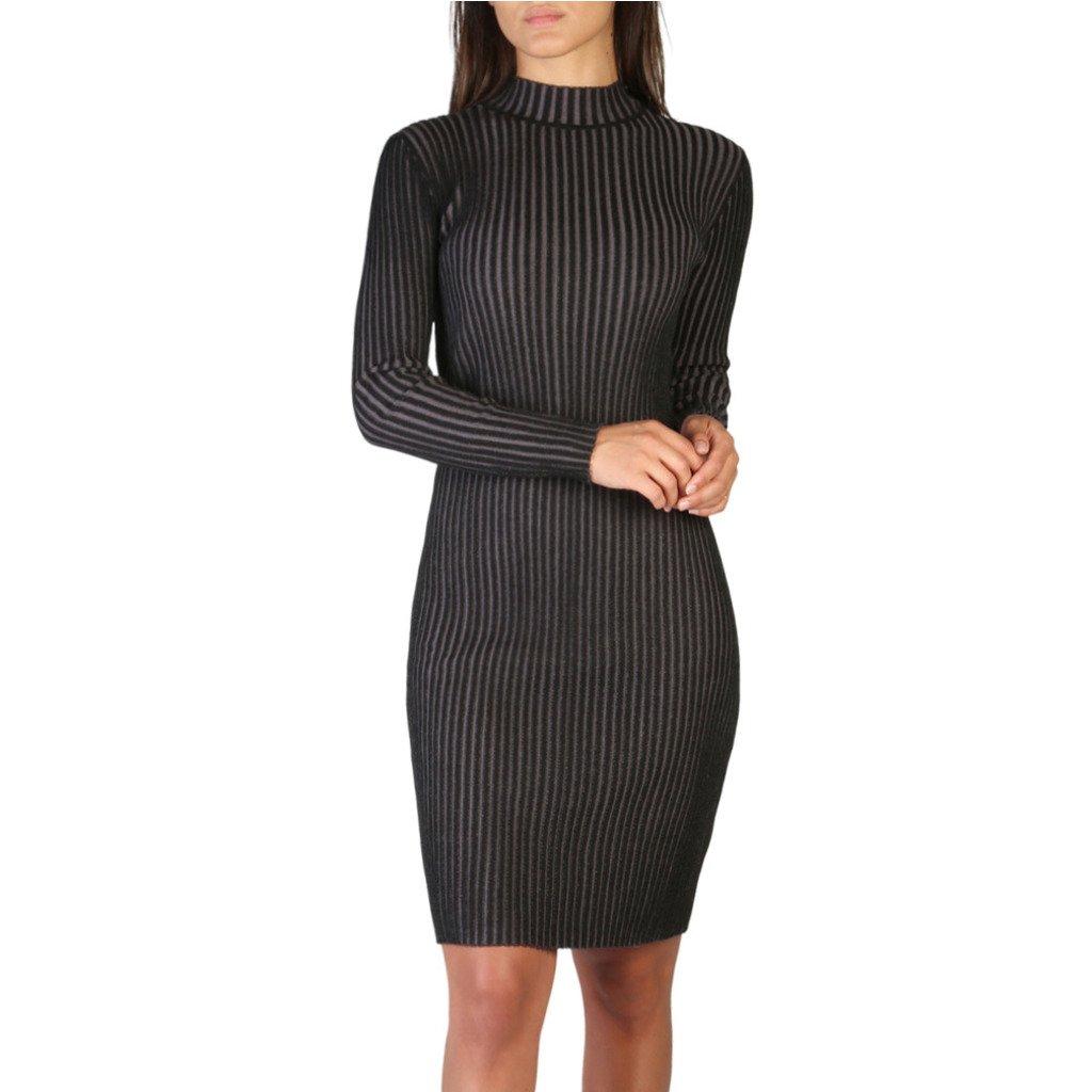 Calvin Klein Women's Dress Black J20J206104 - black XL