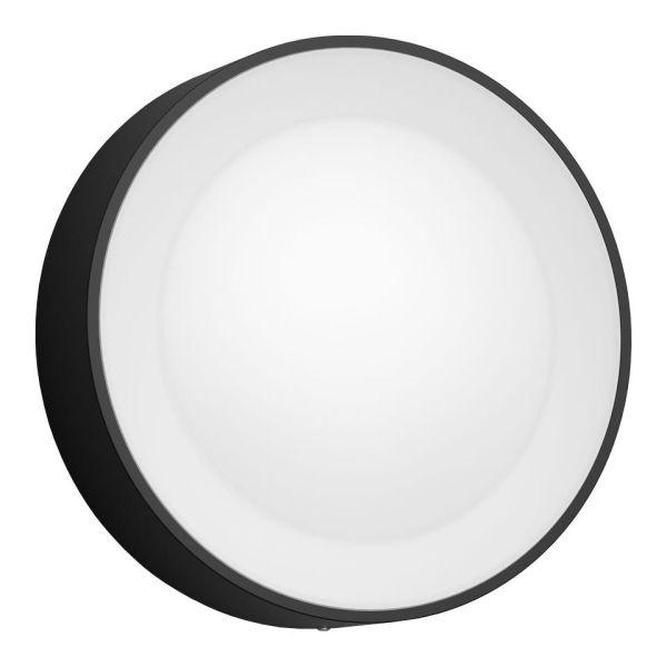 Philips Hue Daylo Seinävalaisin 15W LED, 1050 lm Musta
