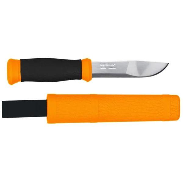 Morakniv Outdoor 2000 Slirekniv 109 mm orange