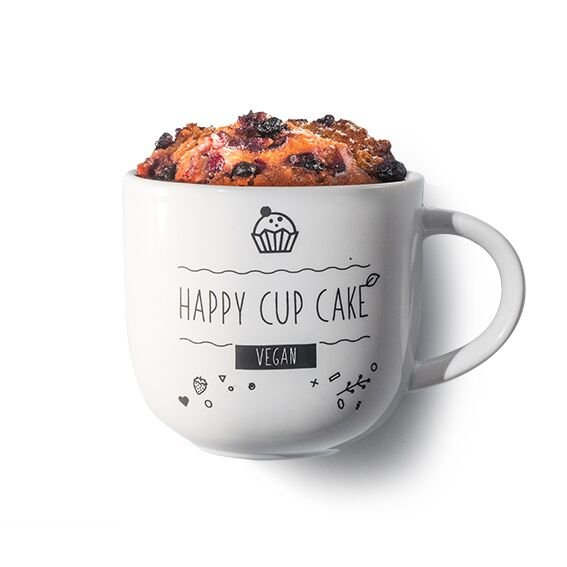 Cookie Mug - Happy Cup Cake (Vegan) (210313)