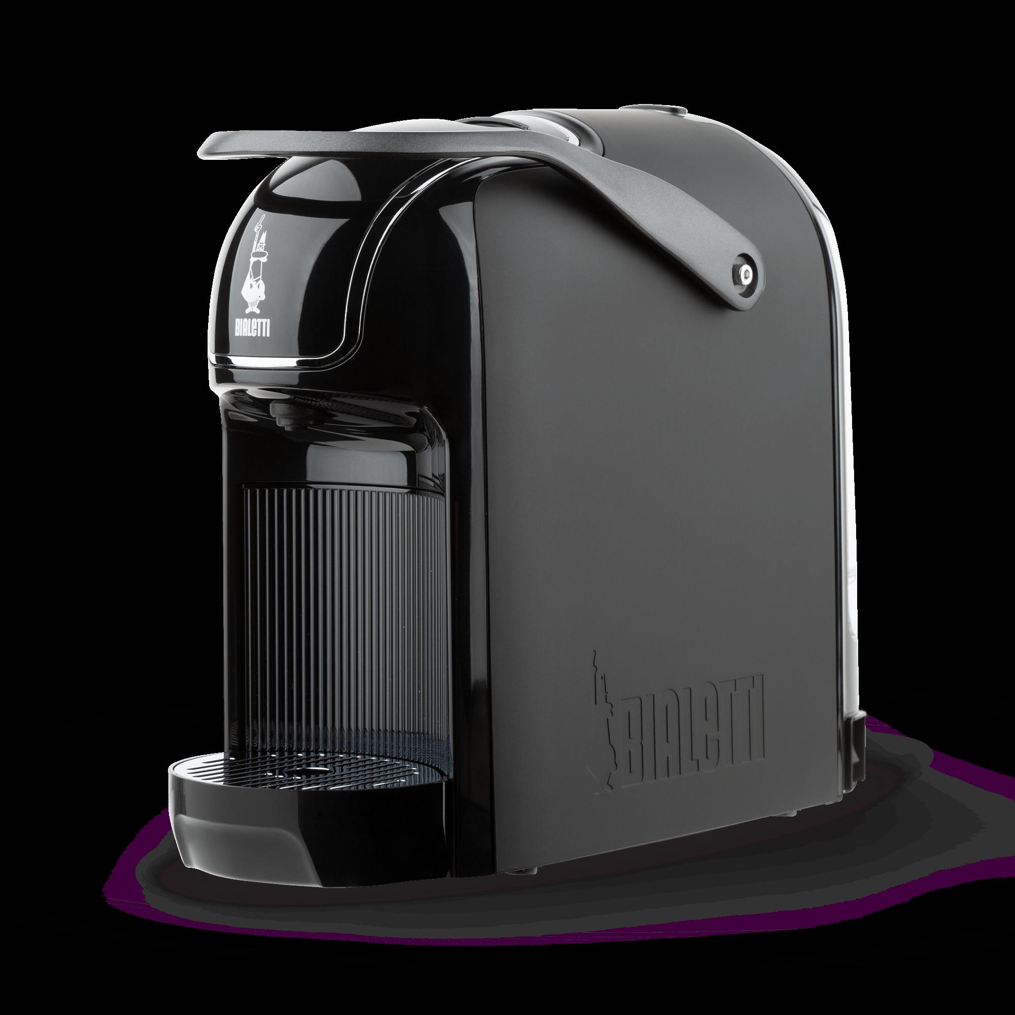 Bialetti - Break Automatica Capsules Espressomachine - Black (80060)