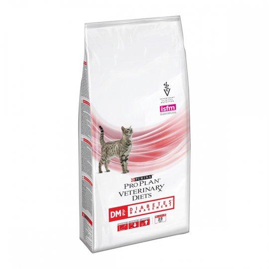 Purina Pro Plan Veterinary Diets Cat DM St/Ox Diabetes Management (5 kg)
