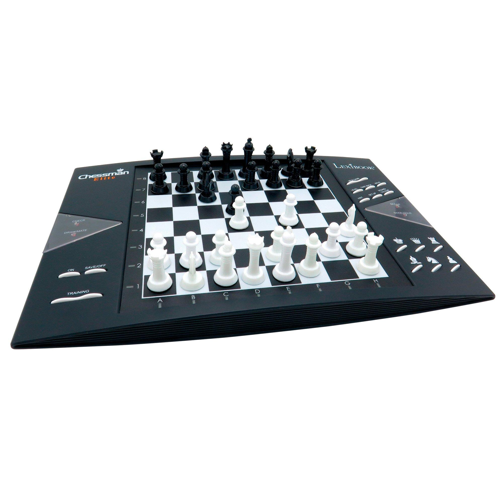 Chessman Elite - Electronic Chess Game (70092)