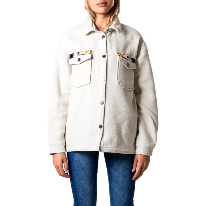 Desigual Women's Blazer Blazer White 176861 - white M