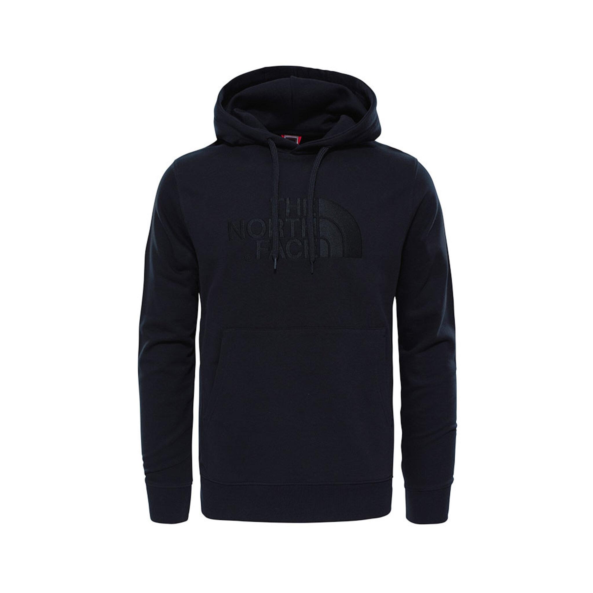 Light Drew Peak pullover hoodie