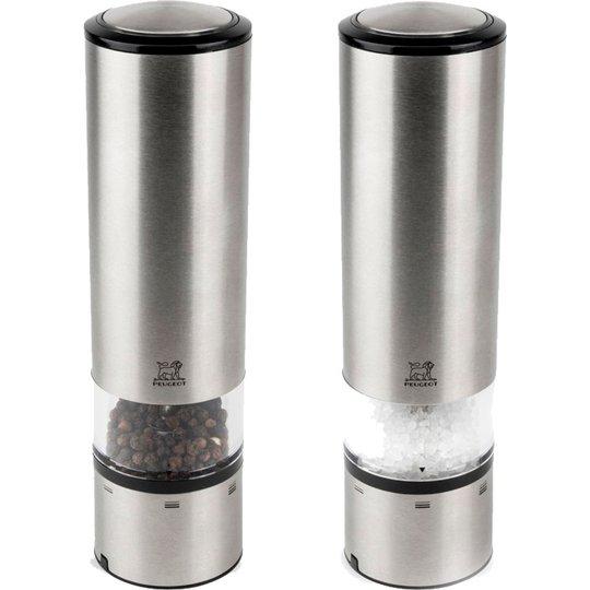 Peugeot Elis Sense Elektrisk Salt- & Pepparkvarn20 cm Rostfritt Stål