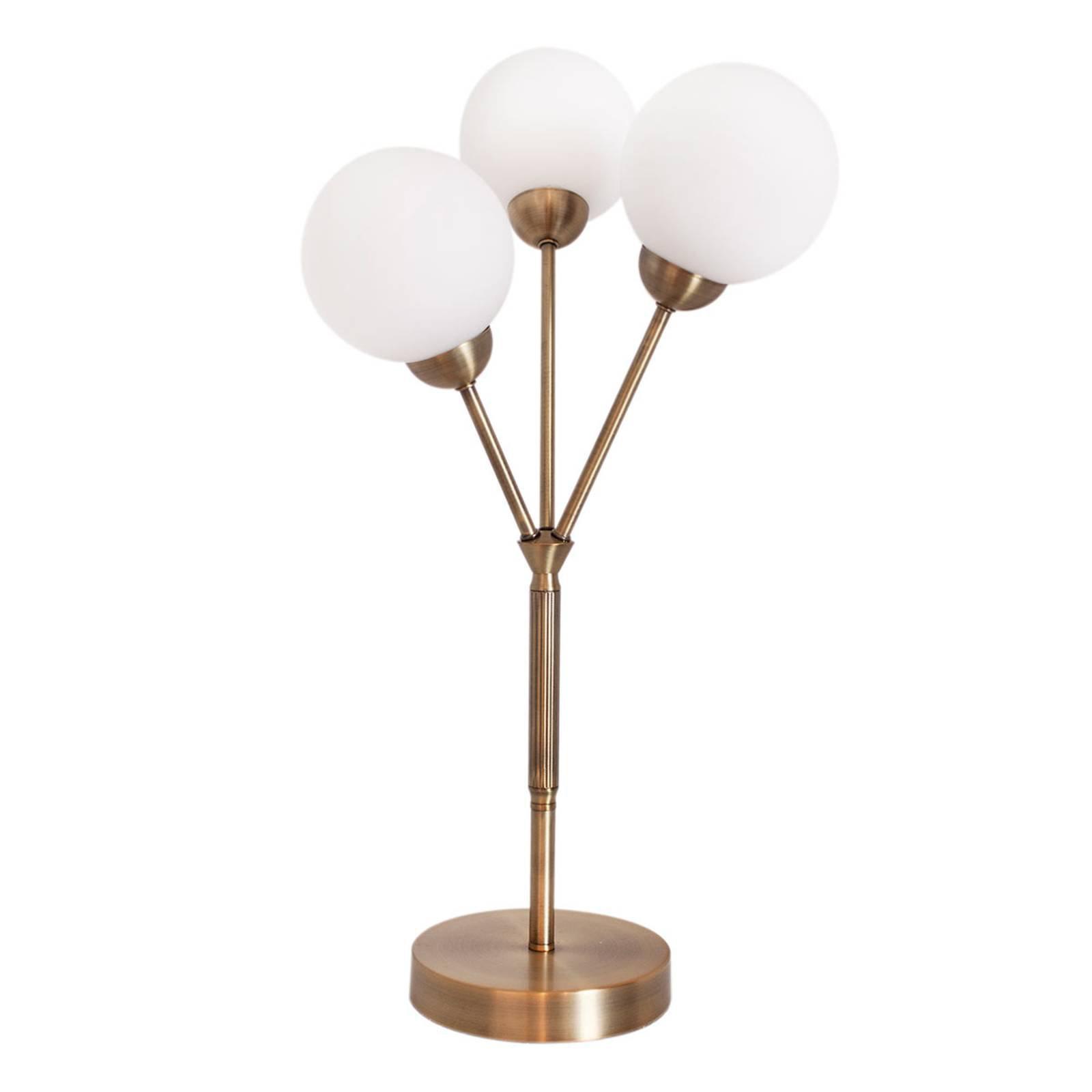 By Rydéns 3Some, bordlampe, 3 lyskilder