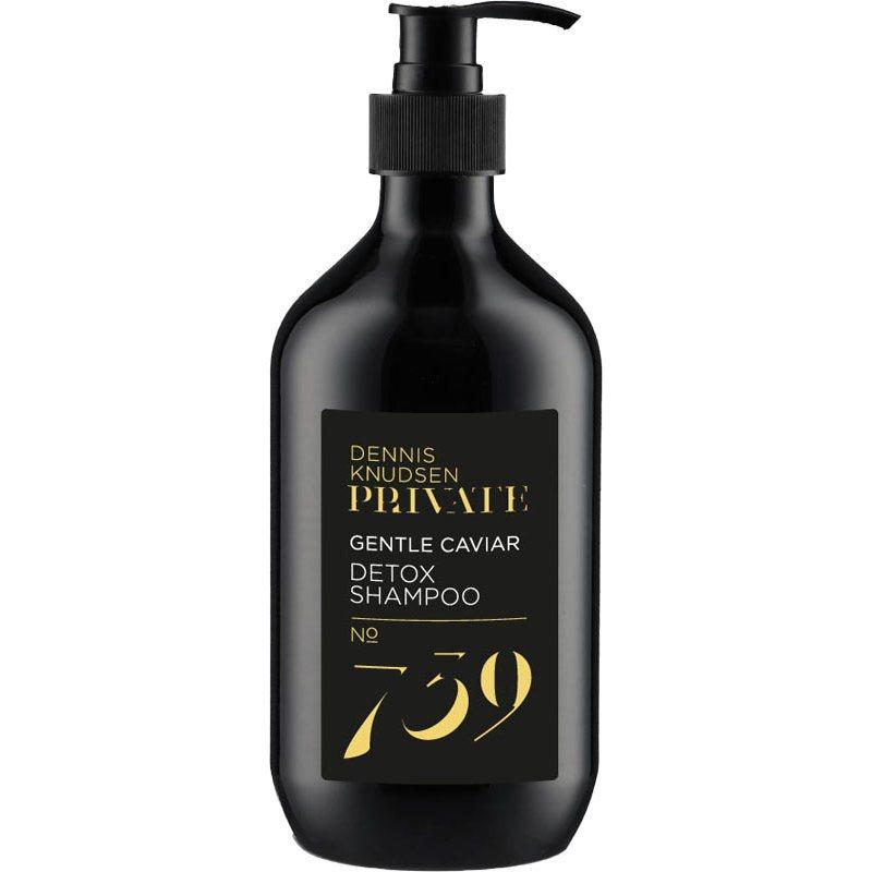 Dennis Knudsen PRIVATE - Gentle Caviar Detox Shampoo 500 ml
