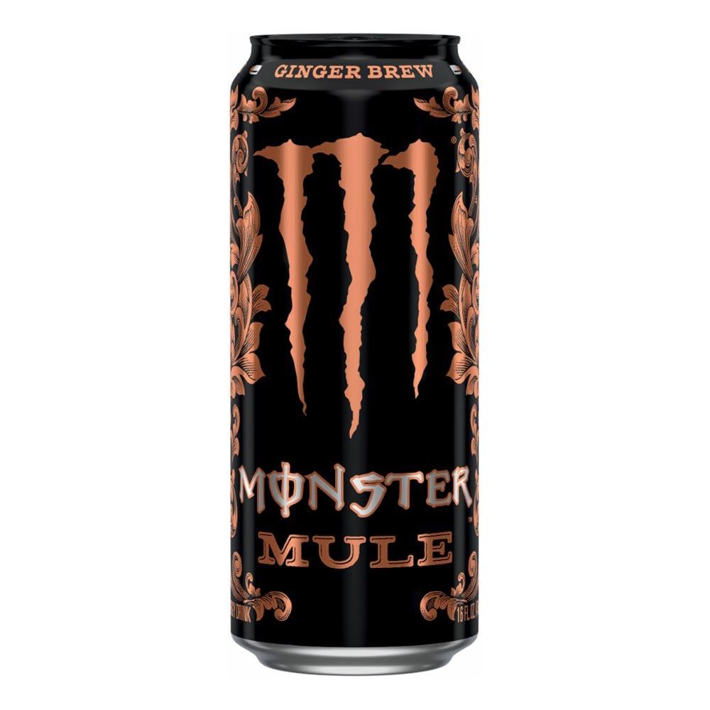 Monster Energy Mule Ginger Brew - 1-pack