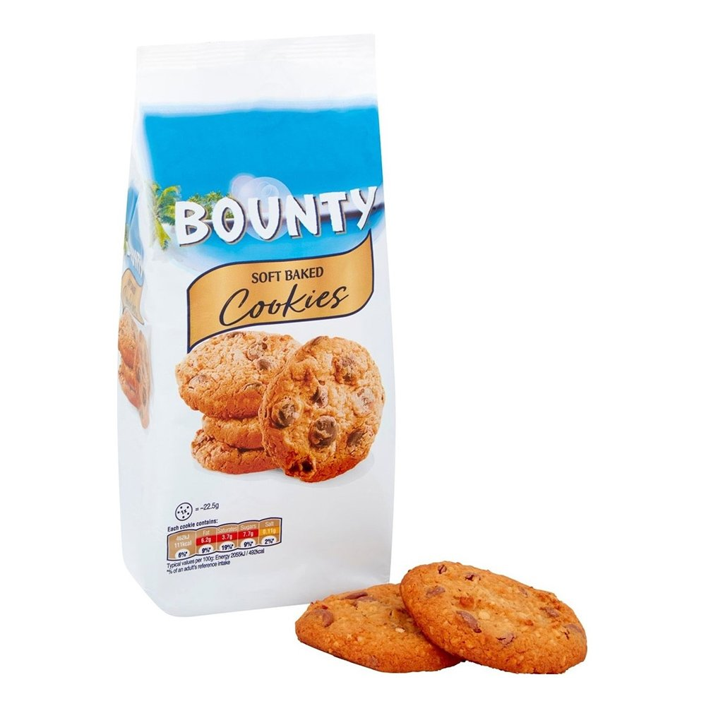 Bounty Softbaked Cookies
