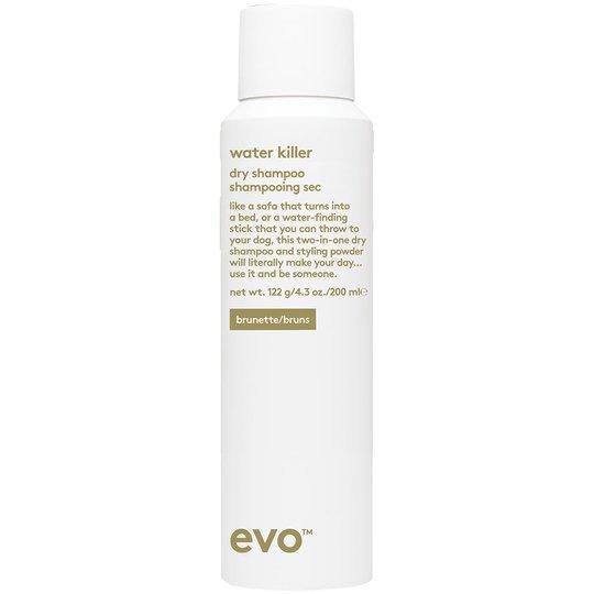 Style Water Killer Dry Shampoo Brunette, 200 ml evo Kuivashampoot