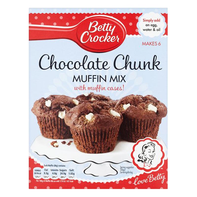 Bakmix Muffin Choklad - 38% rabatt