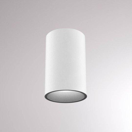 LOUM Atus Round LED-taklampe hvit