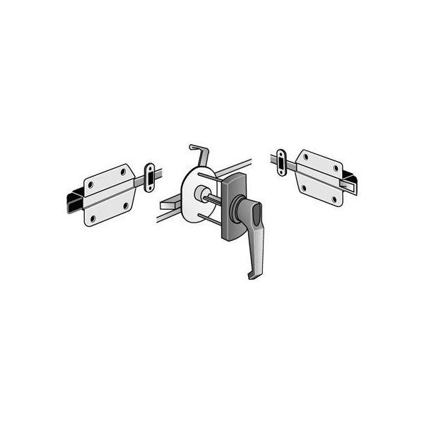 ASSA Fix 1100 Ytterhåndtak til Fix 700 Manuell låsing