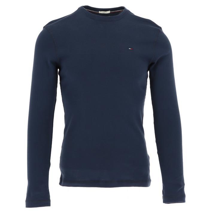 Tommy Hilfiger Jeans Men's Sweater Blue 278997 - blue XS