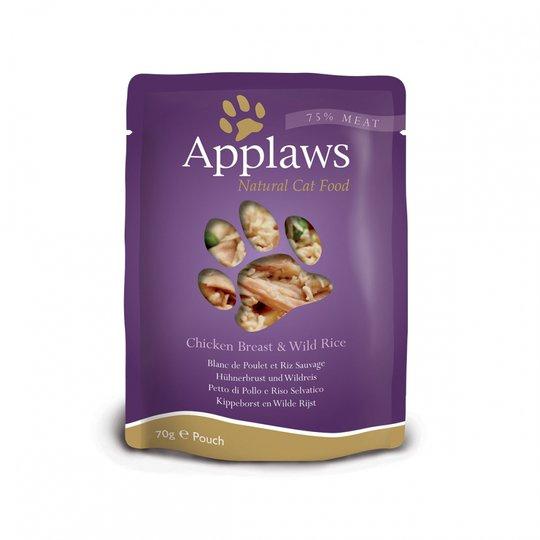 Applaws Cat Chicken & Rice