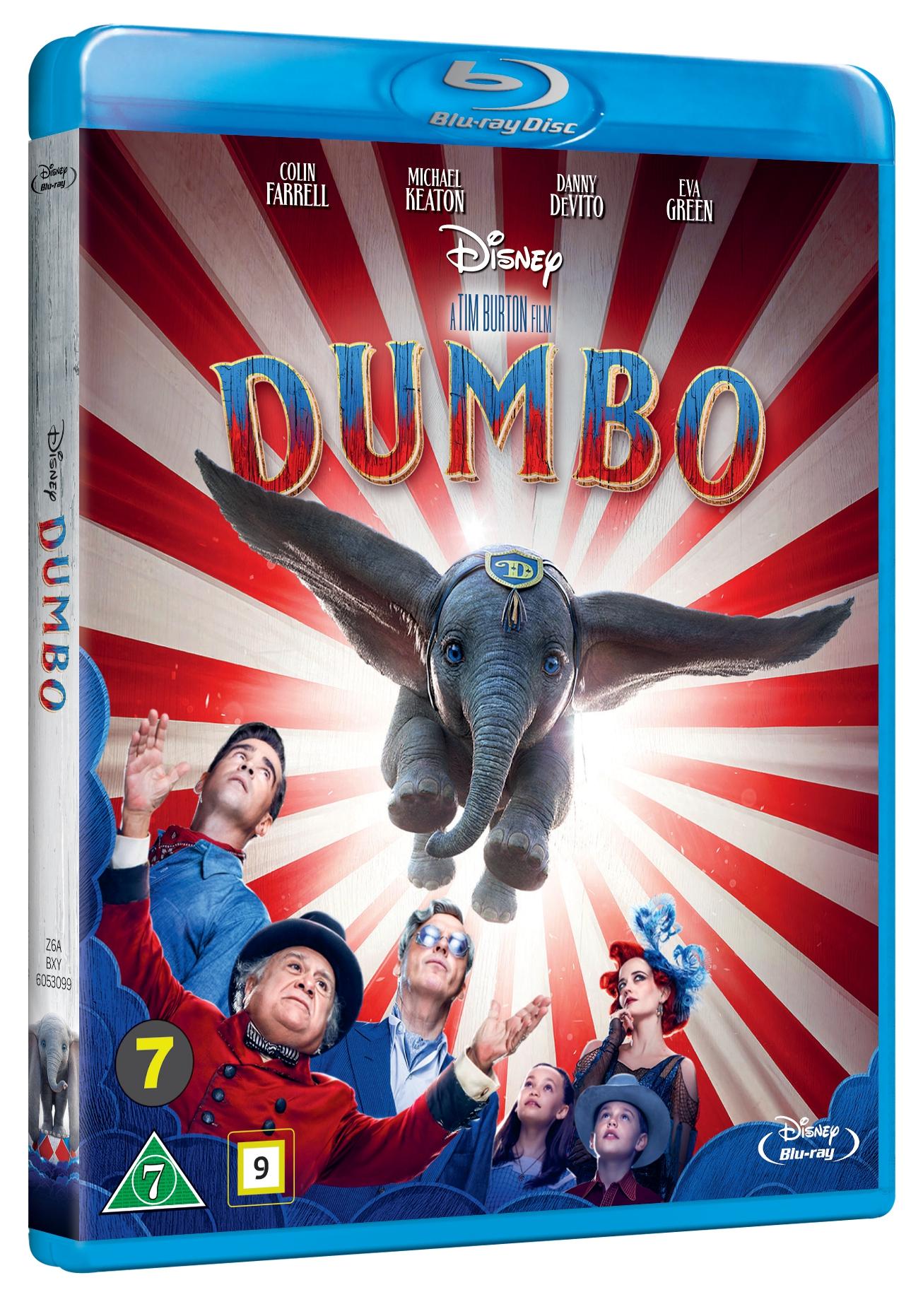 Dumbo - Blu ray
