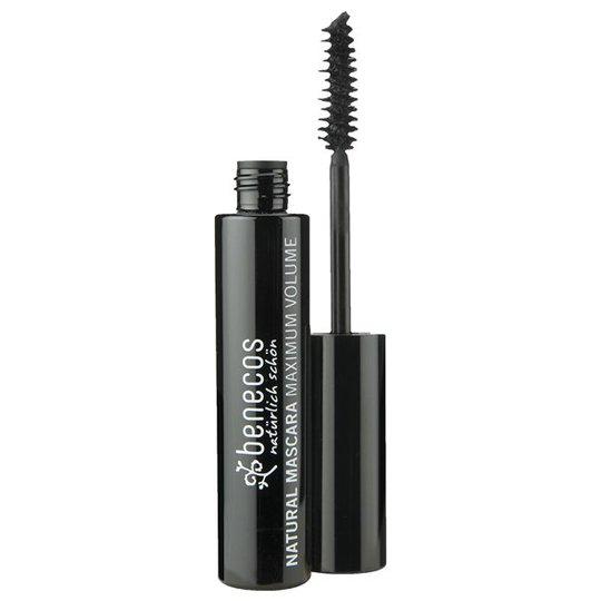 Benecos Natural Mascara Maximum Volume, 8 ml