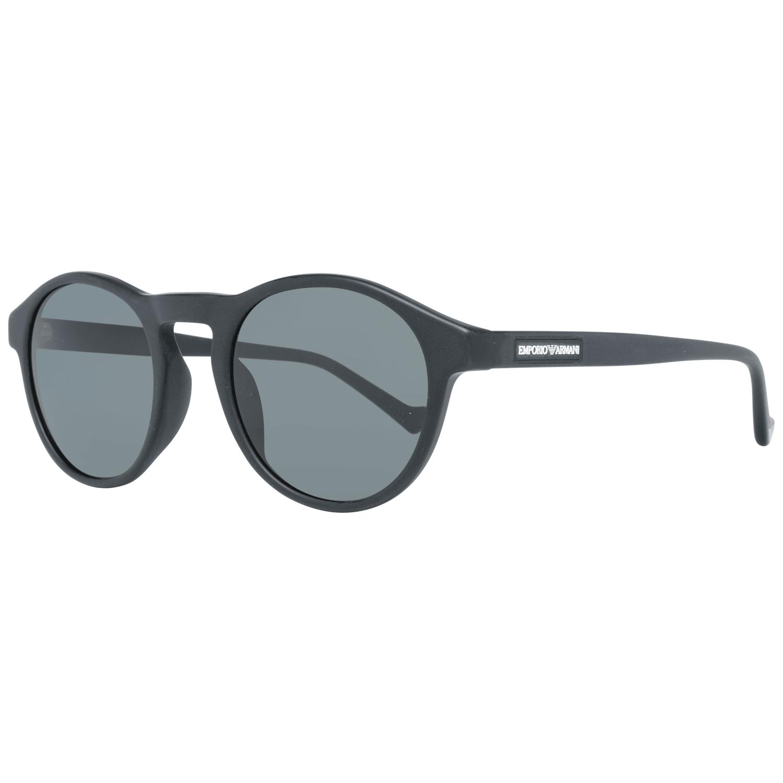 Emporio Armani Men's Sunglasses Black EA4138F 52504287