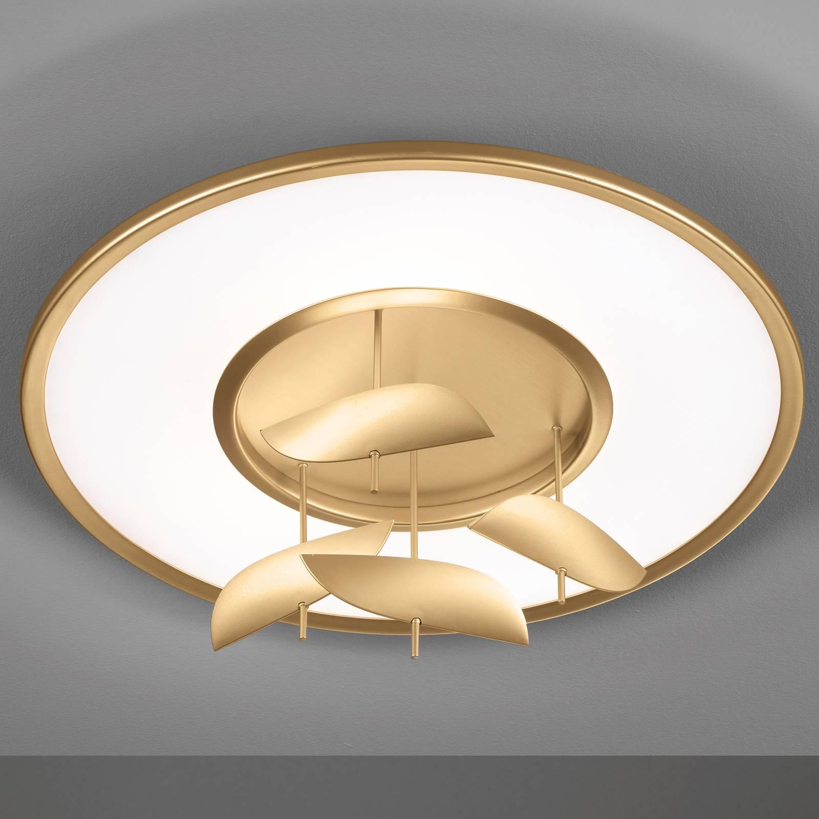 LED-kattovalaisin Dane, CCT, kaukosäädin