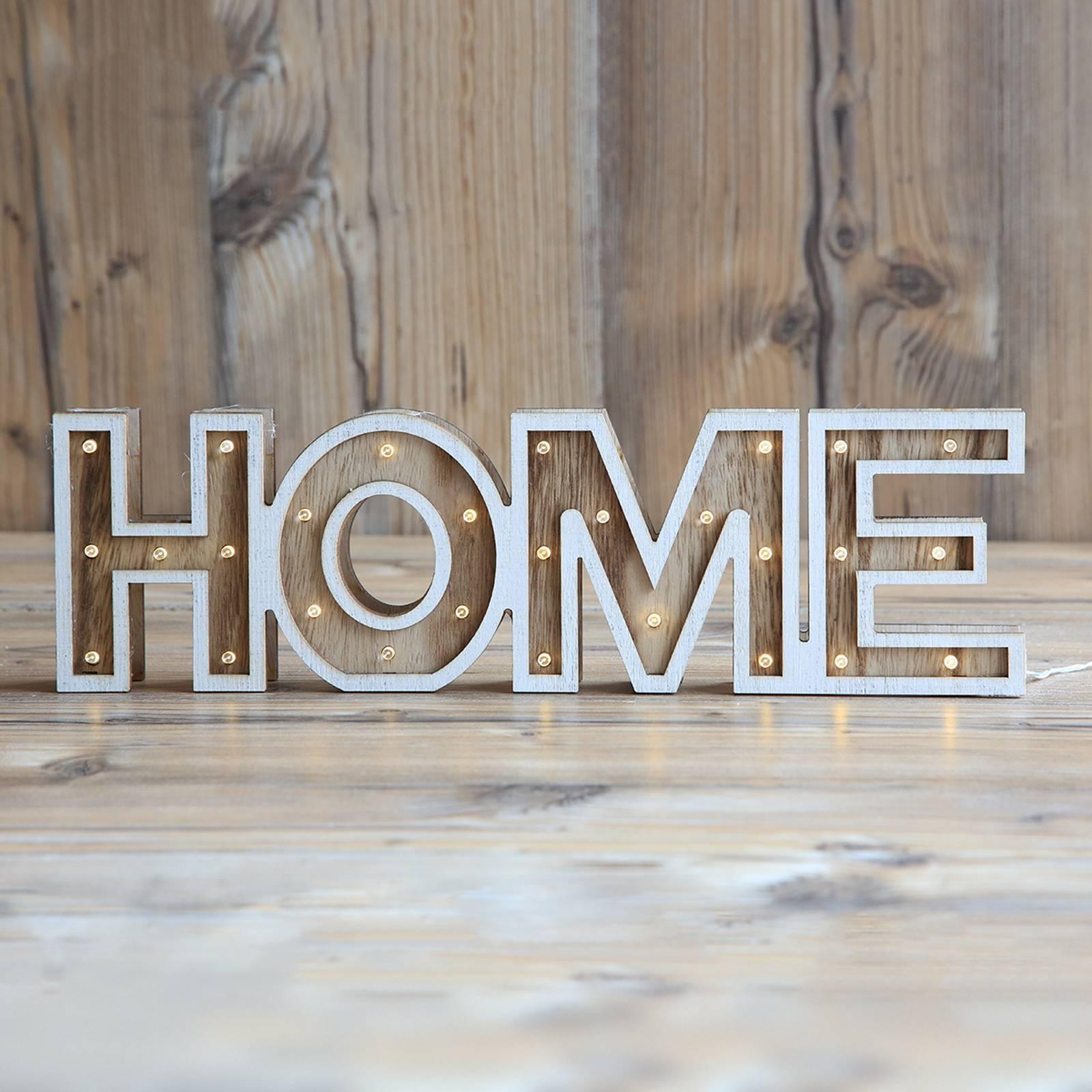 Paristokäyttöinen Aimi Home LED-pöytävalaisin