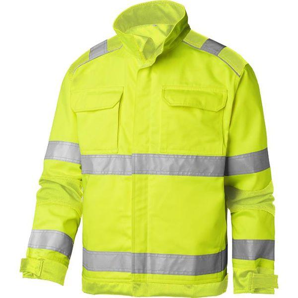 Vidar Workwear V40081203 Jacka gul XS