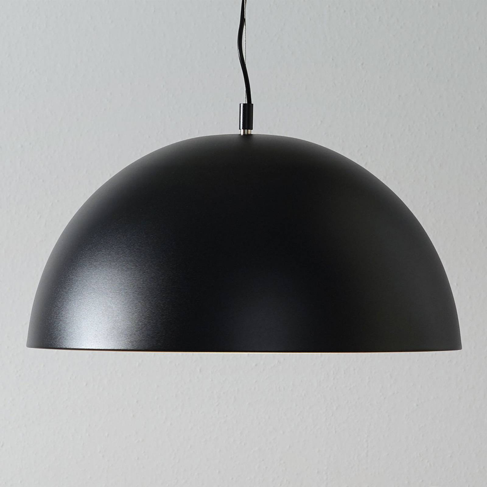 Lucande Phelan -riippuvalaisin 50 cm musta/kulta
