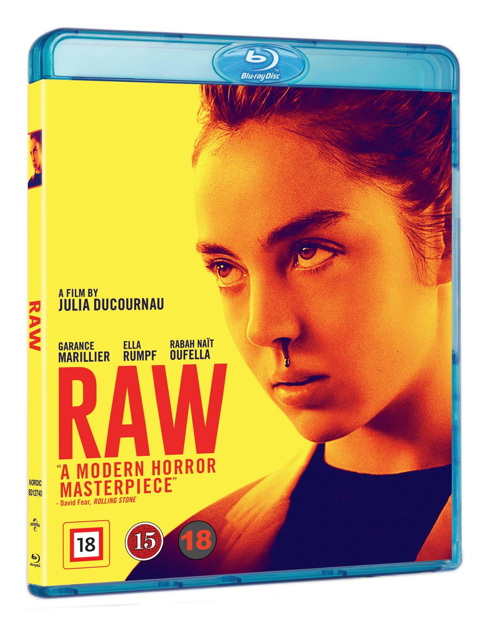 Raw (Julia Ducournau) (Blu-Ray)