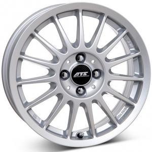 ATS Streetrallye Silver 6x16 4/100 ET45 B63.3