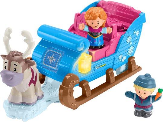 Fisher-Price Disney Frozen Kristoffers Slede
