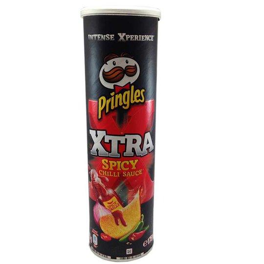 Pringles Xtra spicy chilli sauce - 32% rabatt