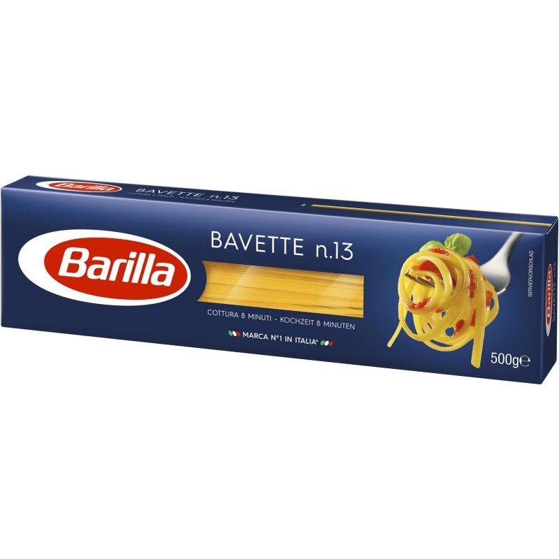 """Pasta """"Bavette"""" 500g - 34% alennus"""
