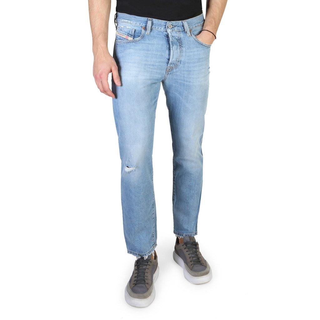 Diesel Men's Jeans Blue MHARKY_L32_00SH3Q - blue 33