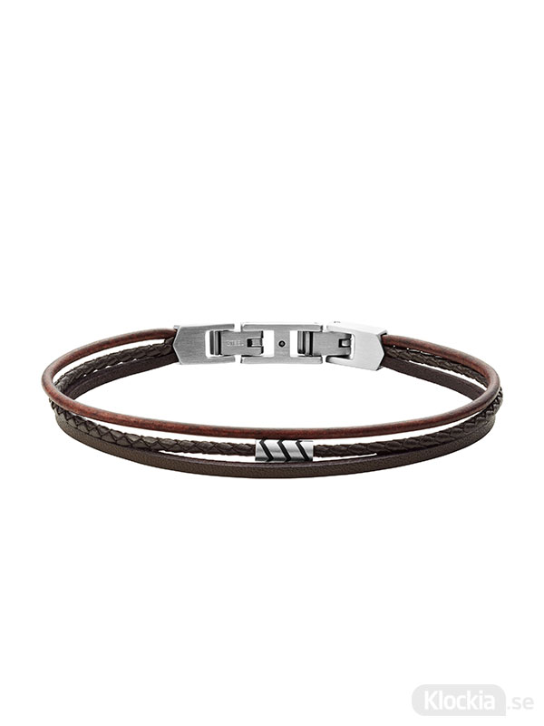 FOSSIL Armband Vintage Casual JF03714040 - Herrsmycke