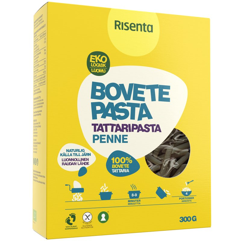 Luomu Tattaripasta - 25% alennus